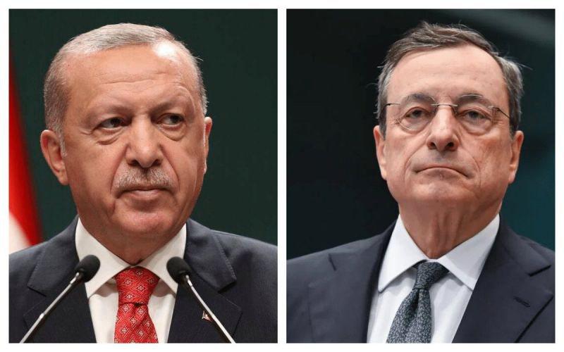 """Draghi e quajti diktator,  Erdogan """"ngrin"""" blerjen e 10"""