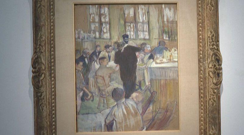 Piktura e rrallë në ankand, qëndroi e fshehur për 130 vjet
