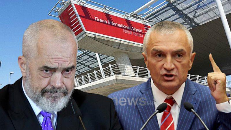 """Përplasja e re """"Aeroporti i Rinasit"""", Rama e akuzon për"""