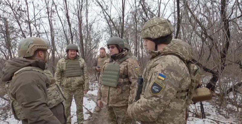 Situatë e tensionuar në Ukrainë, Amerikanët të