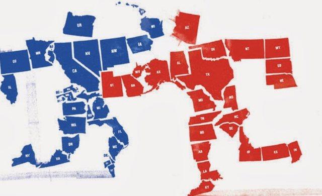 """Çfarë janë """"shtetet e lëkundura"""", dhe pse"""