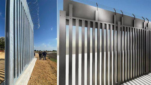 Greqia ngre gardhin metalik në kufirin me Turqinë
