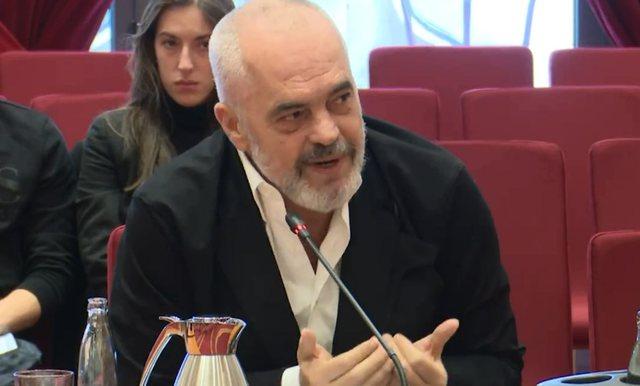 """""""Ah këta shqiptarët, kanë probleme"""", Rama"""