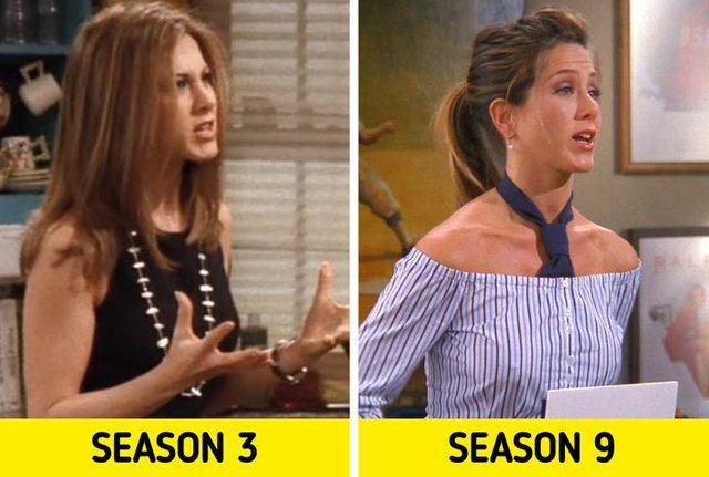 """Trendet e Jennifer Aniston në """"Friends"""" që vazhdojnë"""