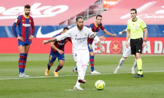 'El Classico' i përket Realit, Barcelona humbet me rezultatin e