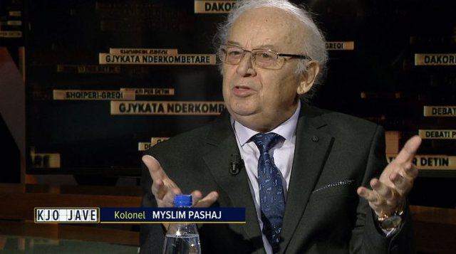 Çështja e detit, koloneli Myslim Pashaj: Gjykata e Hagës nuk do