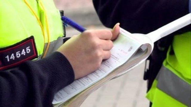 Pa maska në rrugë, policia gjobit 688 qytetarë