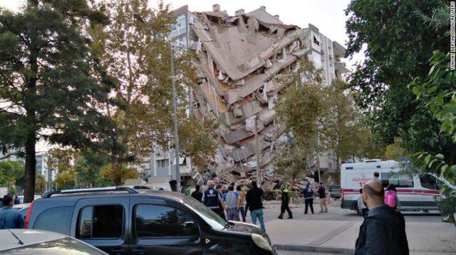 Rëndohet bilanci, shkon në 14 numri i viktimave në Turqi dhe
