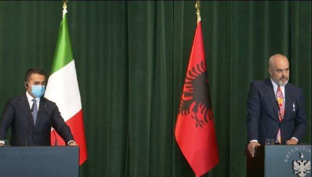 Rama takim me Di Maio-n: Mirënjohje Italisë mike, është
