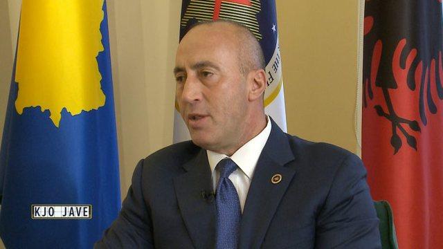 Ramush Haradinaj flet hapur: BE duhet t'ja shtrinte dorën