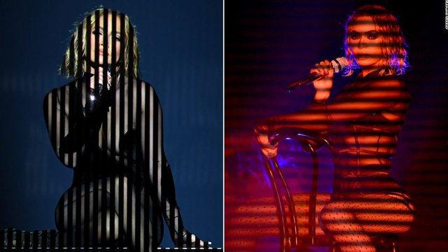 E njëjta pamje, e njëjta performancë; Jennifer Lopez akuzohet se