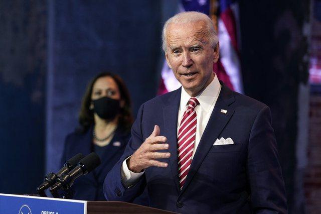 Joe Biden prezanton stafin e Shtëpisë së Bardhë