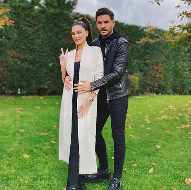 Almeda Abazi dhe Tolgahan do të bëhen prindër për herë