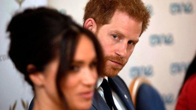 Flasin për herë të parë publikisht, Meghan Markle dhe Princi