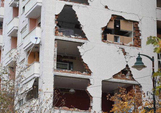 Raporti: Dëmet e tërmetit u vlerësuan nga punonjës të