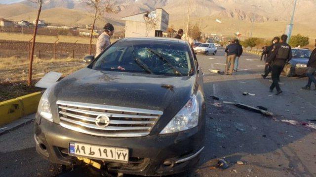 """Vritet në Teharan """"babai i bombës iraniane"""" Mohsen"""