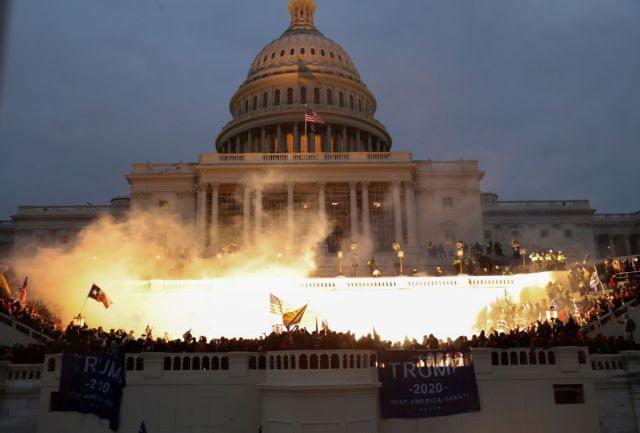 Liderët botërorë reagojnë pas dhunës në Kapitol