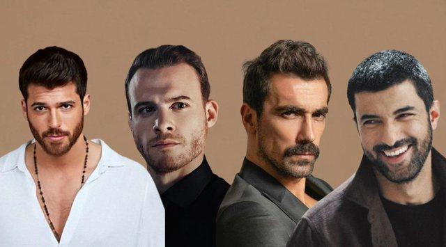 Aktori më i pëlqyer turk për 2020-ën është