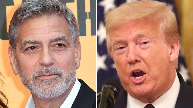 George Clooney: Familja Trump do të përfundojë në