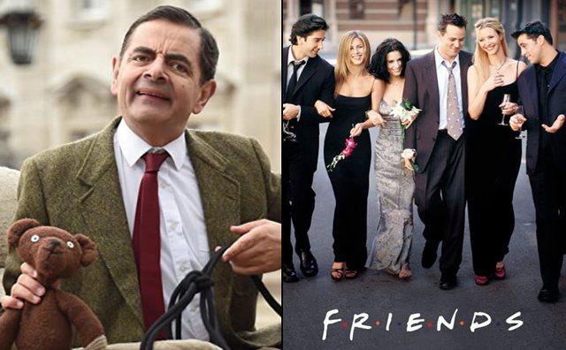 """""""Mr. Bean"""" akuzon """"Friends"""" për vjedhjen e një"""