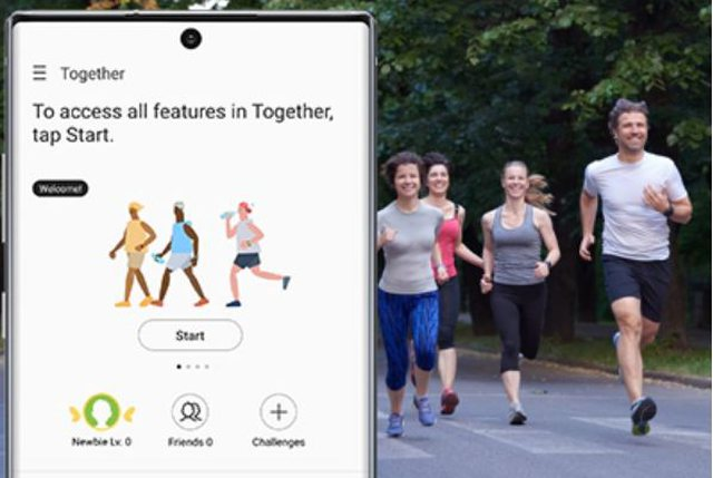 """""""Sfida në grup"""", risia  për përdoruesit e aplikacionit"""