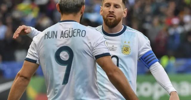 The Sun: Messi e Aguero bashkohen në një ekip në verë