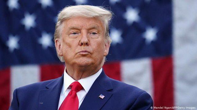 Shkarkimi nga Dhoma e Përfaqësuesve, Trump thirrje