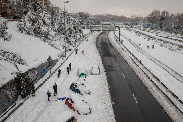 """Stuhia """"Filomena"""" vjen në Ballkan, temperatura ekstremisht"""