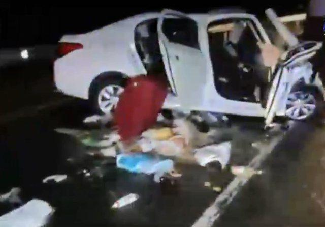 Aksident tragjik në Rrugën e Kombit, humbin jetën 4 persona,