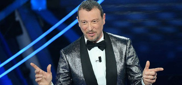 """""""Sanremo is Sanremo"""", Amadeus is doing his best to have an audience at"""