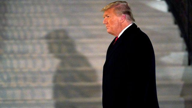 Trump largohet nga Uashingtoni ditën e inaugurimit të Joe Biden si