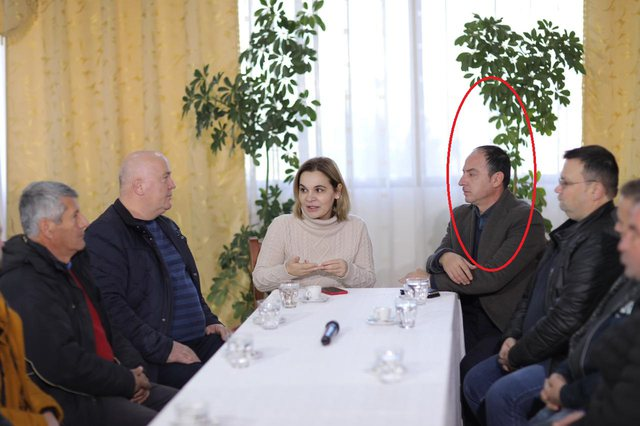 In the April 25 elections, Rama's former adviser appears alongside Monika
