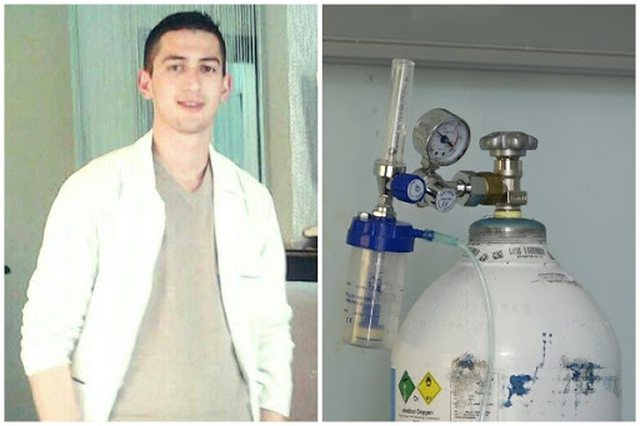 """Oxygen sales scandal in Kavaja Hospital"", PD: Consequence of party"