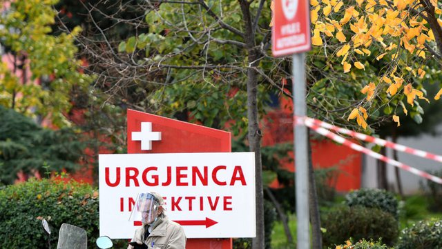 Ulet numri i viktimave dhe rastet e reja nga Covid-19 në Shqipëri,
