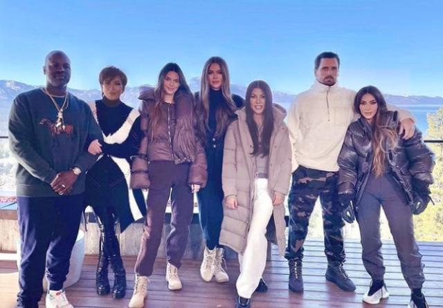 'Photoshop-i' më i dështuar i familjes Kardashian - Jenner