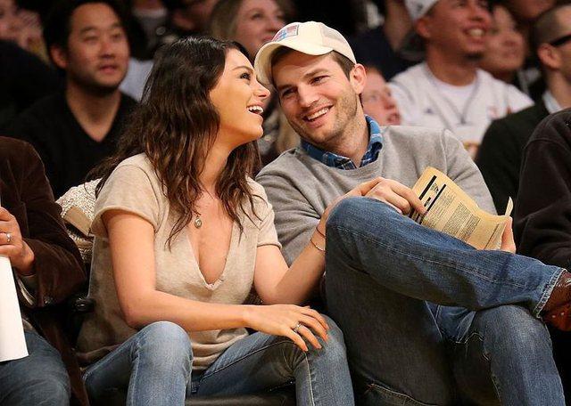 Pas 9 vitesh ribashkohen në ekran Mila Kunis dhe Ashton Kutcher