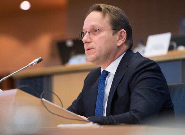 Kritikat ndaj BE, Varhelyi: Mekanizëm për furnizimin me vaksina