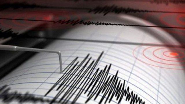 Lëkundje tërmeti në vend, epiqendra