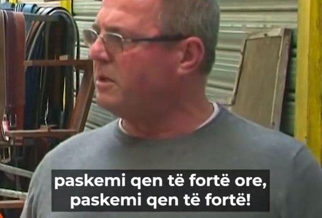 Qytetarë të pakënaqur me qeverinë, Basha publikon videon: