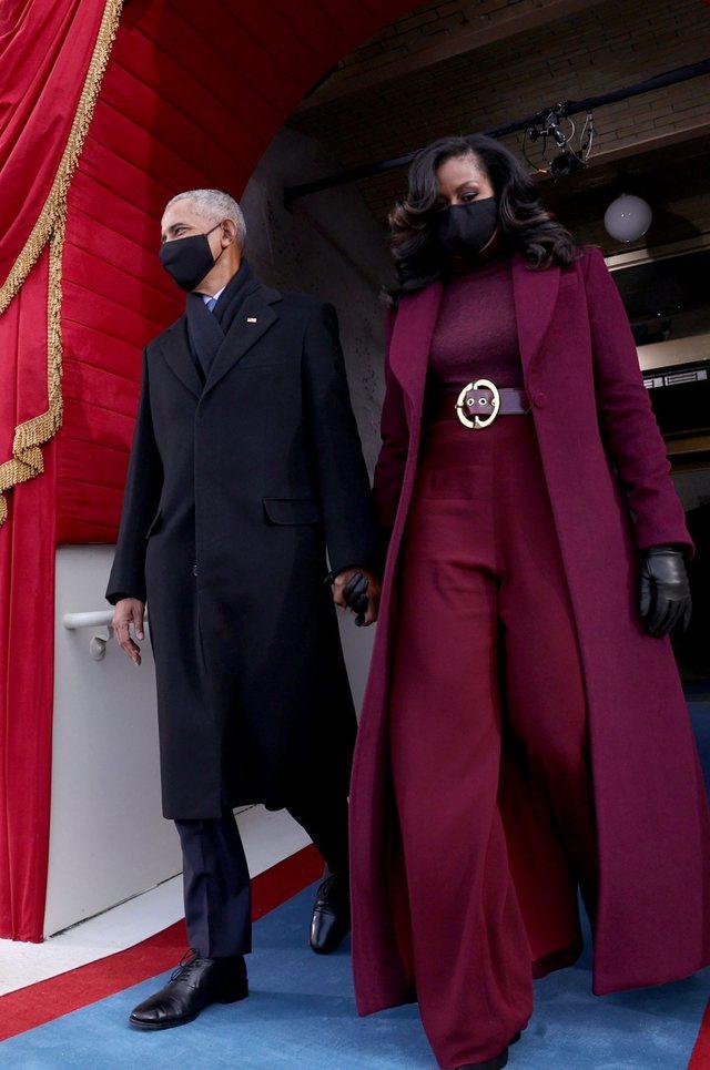 Momentet kuptimplota të modës gjatë Inaugurimit që i