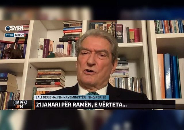 21 janari/ Berisha: Kërkova hetim ndërkombëtar, por Rama refuzoi