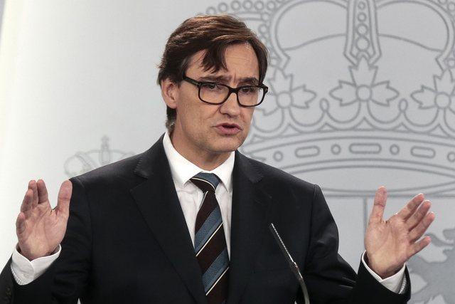 Spanja rekord me rastesh me Covid-19, ministri i Shëndetësisë jep