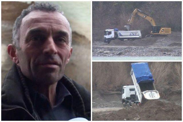 """""""Lumi Mat po masakrohet nga 'Salillari'"""", ankohen"""