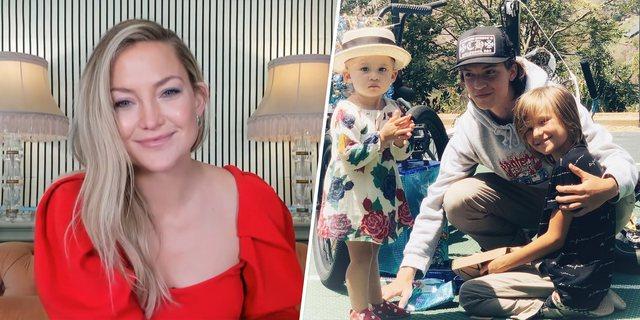 Kate Hudson flet publikisht për problemet familjare: Dua të rilidhem