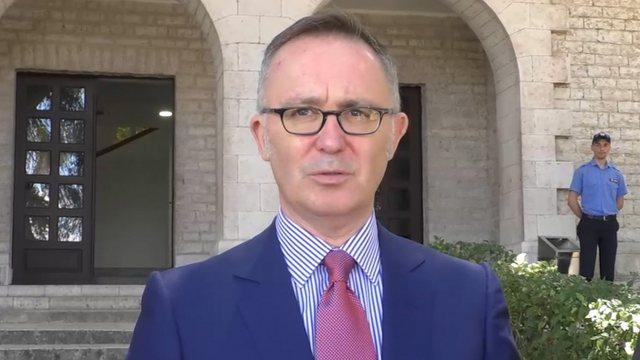 Përgjimet e Ndragheta-s, reagon ambasadori italian në Tiranë: