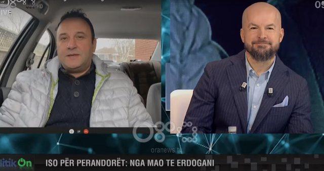 Kënga për Erdoganin, Jazexhi: Porosi e Ramës, jemi popull servil
