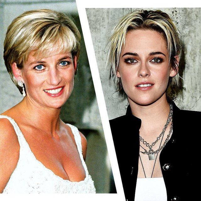 Publikohet fotoja e parë e Kristen Stewart si Princeshë Diana