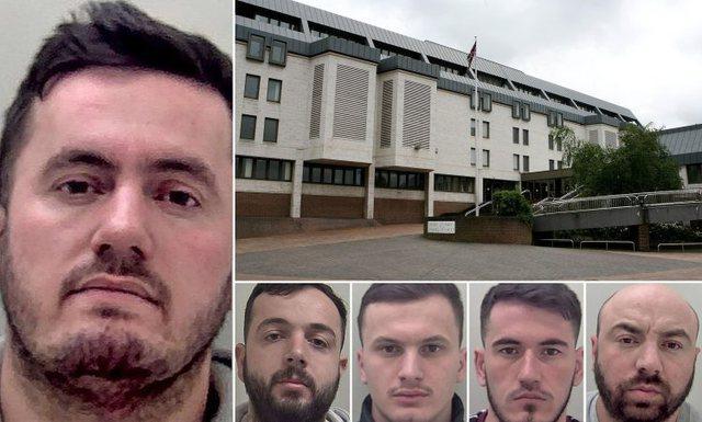 Goditet banda shqiptare e trafikut të kokainës në Britani/