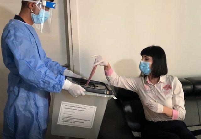 Në Kosovë dhe Maqedoninë e Veriut të infektuarit me Covid-19