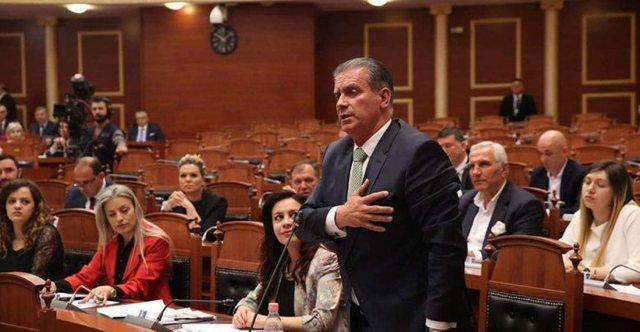 Balli Kombëtar's list for the April 25 elections is revealed,